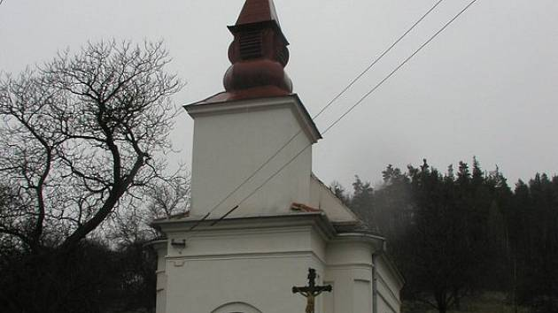 Svatostánek zasvěcený Panně Marii Růžencové byl v Borači vystavěn v roce 1856.
