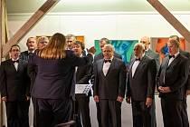 Diváci si úvodní koncert vychutnali v novoměstské Horácké galerii.