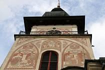 Kostel svaté Kunhuty v Novém Městě na Moravě.