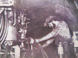 OBRAZEM: Bystřice byla dlouhá léta spojená jak s uranem, tak se šitím