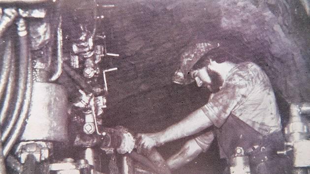 Na Bystřicku bylo v druhé polovině 20. století v provozu několik uranových dolů, které zaměstnávaly tisíce mužů z regionu, již v podzemí těžili uranovou rudu k dalšímu chemickému zpracování.
