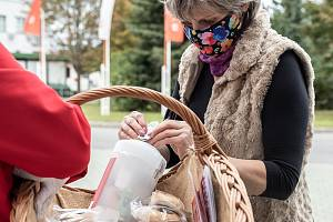 Koláč pro hospic opět podpoří stále se rozvíjející charitní Domácí hospicovou péči