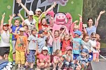 Velký hudební a zábavní festival Pigyáda Léto lásky startuje už v pátek v zábavním parku Šikland na Žďársku a potrvá do neděle 14. srpna