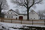 Budova nového domu přírody v Krátké už je zkolaudována, nyní se připravují expozice.