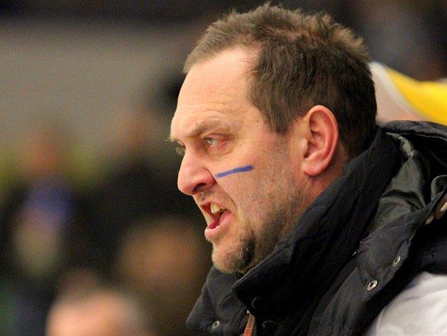 Trenér Michal Konečný