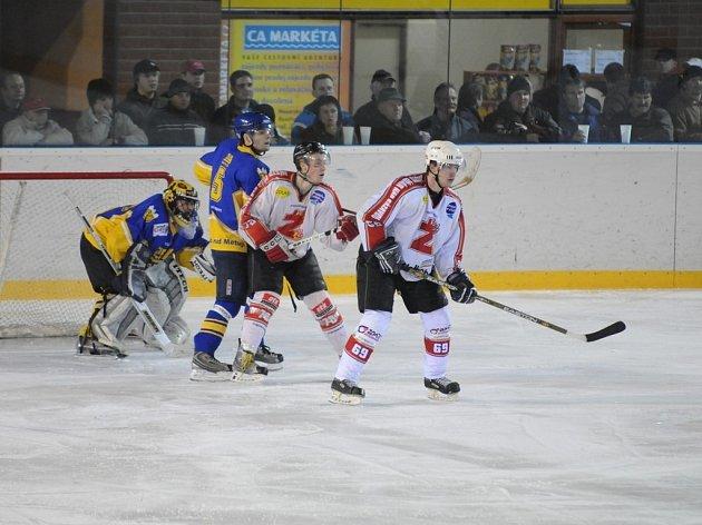 Hokejisté Žďáru už podruhé za sebou museli oželet přátelský zápas.