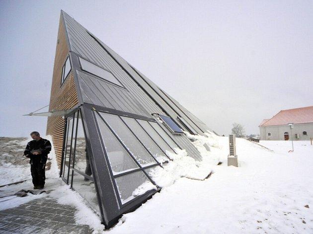Od poloviny února se začne ve zkušebním provozu testovat turistické centrum Eden v Bystřici nad Pernštejnem.