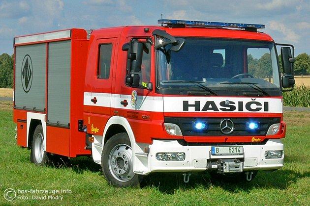 Žďárští hasičí mají nový vůz