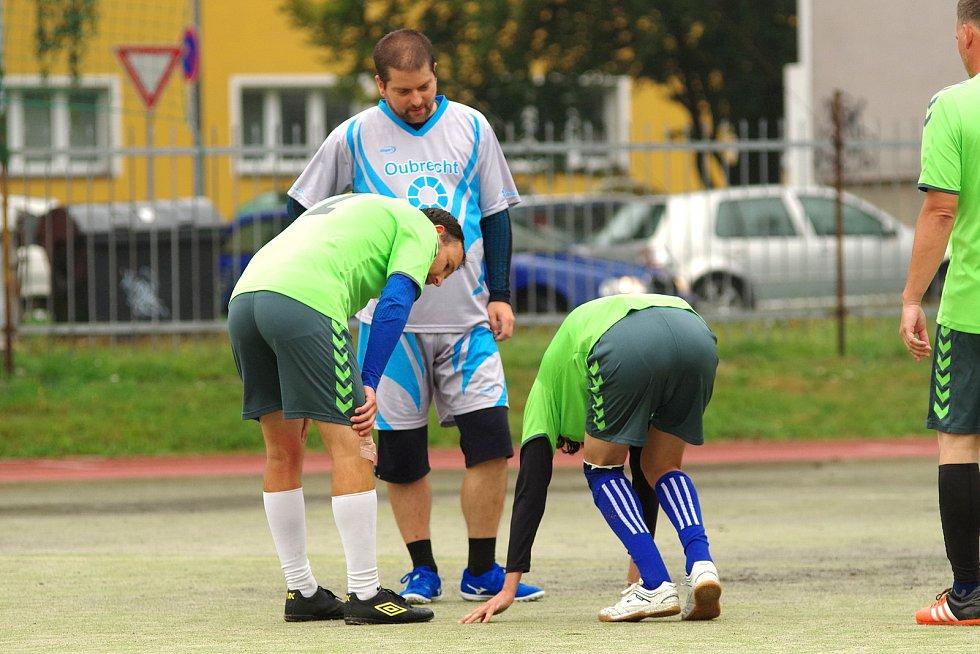 Žďárská liga malé kopané o víkendu odstartovala prvním kolem.