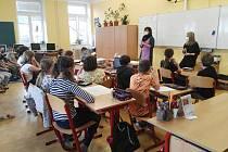 Workshop s Angličtinou se školou Škrdlovice