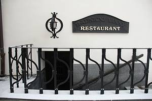 Radniční restaurace.