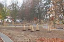 V rozpočtu města Žďár na příští rok budou zahrnuty rovněž finance na již probíhající stavební akce. Například na dokončení revitalizace parku ve Strojírenské ulici.