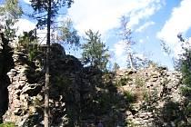 Obě trasy zavedou účastníky charitativního pochodu až na vrchol Tisůvky.