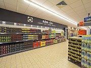 Interiér prodejny projde modernizací.