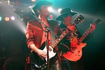 Legendární britská kapela Slade potěšila o velikonočním víkendu své fanoušky ve Žďáře nad Sázavou.