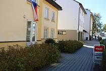 Dům s pečovatelskou službou v Novém Městě na Moravě.