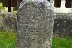 Vyznačování hranic pernštejnského panství hraničními kameny začalo v 17 století. A pokračovalo až do poloviny 19. století.