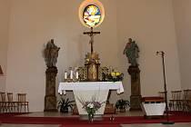 Fryšavský svatostánek