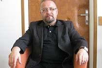 Ředitel žďárské polikliniky Michal Hubert Zrůst.