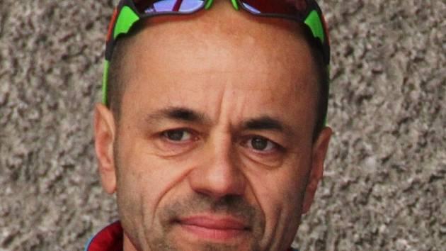 Novoměstský horolezec Radek Jaroš