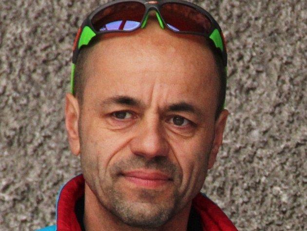 Na expedici vyrazí Radek Jaroš na přelomu roku