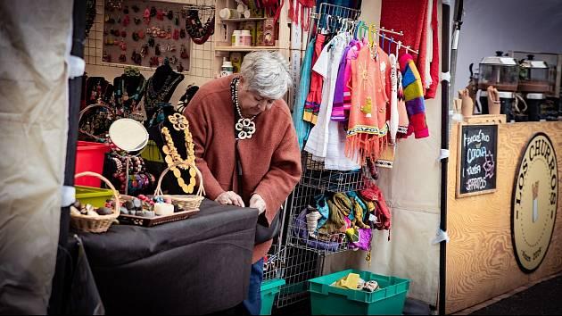 Originální tržiště bude otevřeno v sobotu od 10 do 18 hodin a v neděli od 10 do 17 hodin.