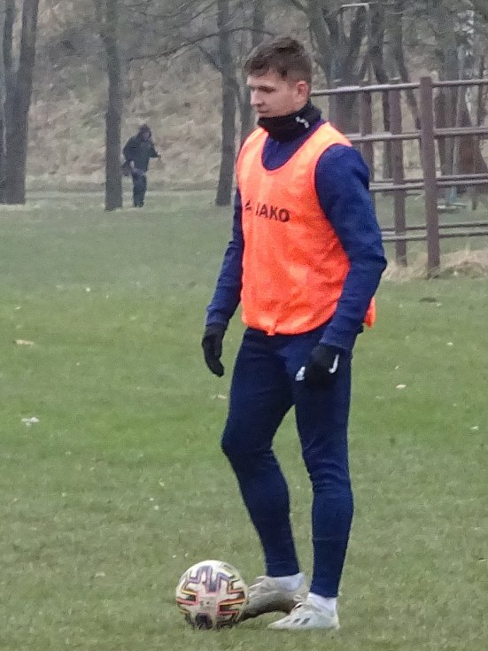 Už třikrát se v uplynulém týdnu mohli připravovat fotbalisté Vrchoviny na společných trénincích.