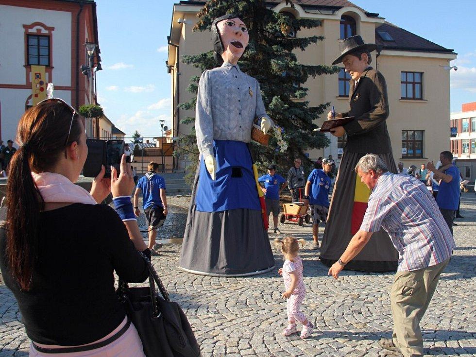 Slavnosti jeřabin ve Žďáře nad Sázavou