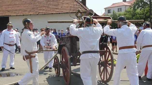 Na Žďársku je hasičské hnutí velmi silné, okres má největší členskou základnu v Česku
