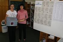 Požádat o hlasování prostřednictvím přenosné schránky může volič ze závažných, zejména zdravotních důvodů na městském úřadě a rovněž ve dnech konání voleb okrskovou komisi.
