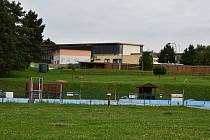 Bystřické koupaliště je v létě využívané nejen místními, ale i lidmi z okolí.