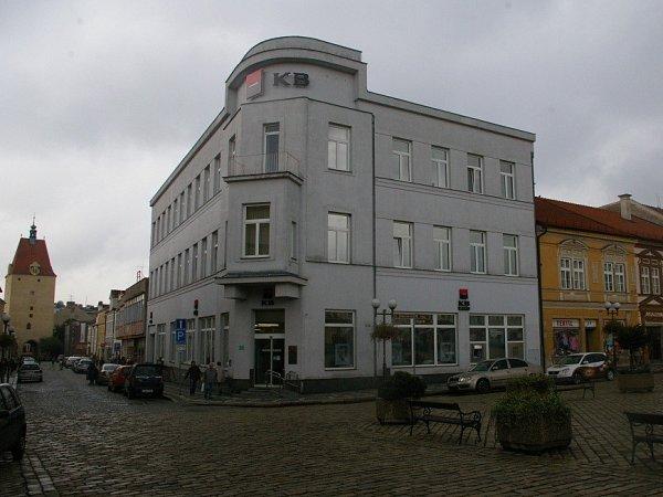 Komerční banka, Pelhřimov