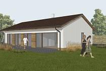 Prohlédnout si pasivní dům můžete dnes a zítra ve Zvoli nad Pernštejnem. Je to příležitost, jak si neformálně popovídat s majitelem domu, který stavbu realizuje svépomocí.