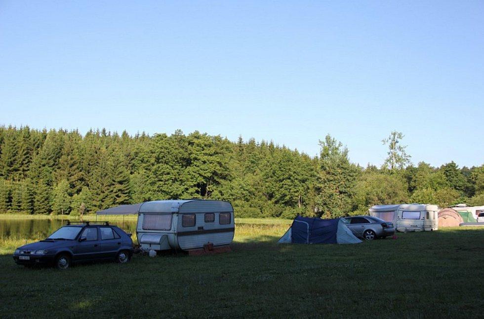Tábořiště Medlov