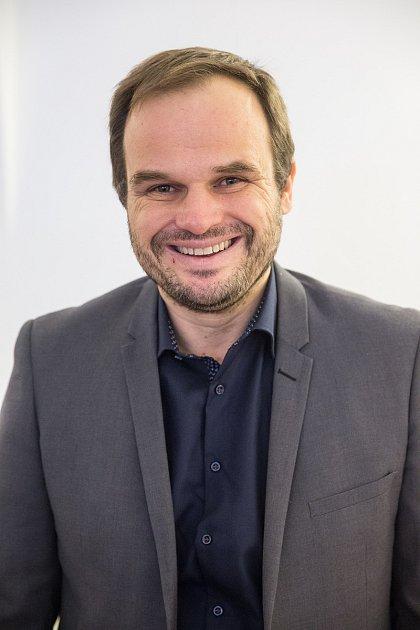 Michal Šmarda, starosta, Nové Město na Moravě