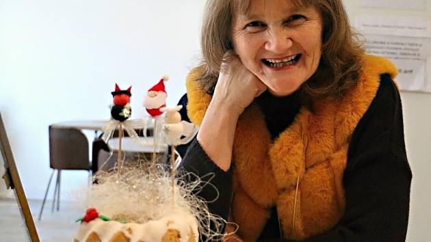 Vánoční cukroví začínají v novoměstské pekárně péct až v polovině