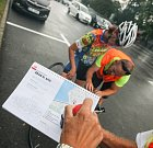 Účastníci Metrostav Handy Cyklo Maratonu projeli Vysočinou.