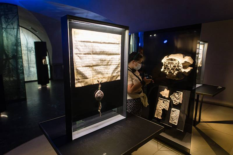 Muzeum nové generace na Zámku Žďár nad Sázavou.
