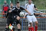 Fotbalisté Havlíčkova Brodu na domácím hřišti porazili Vrchovinu.