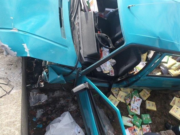 Šestašedesátiletý řidič nepřežil dopravní nehodu na Žďársku