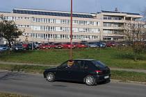 Poliklinika ve Žďáře nad Sázavou.