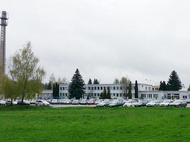 Žďárská průmyslová firma Tokoz.