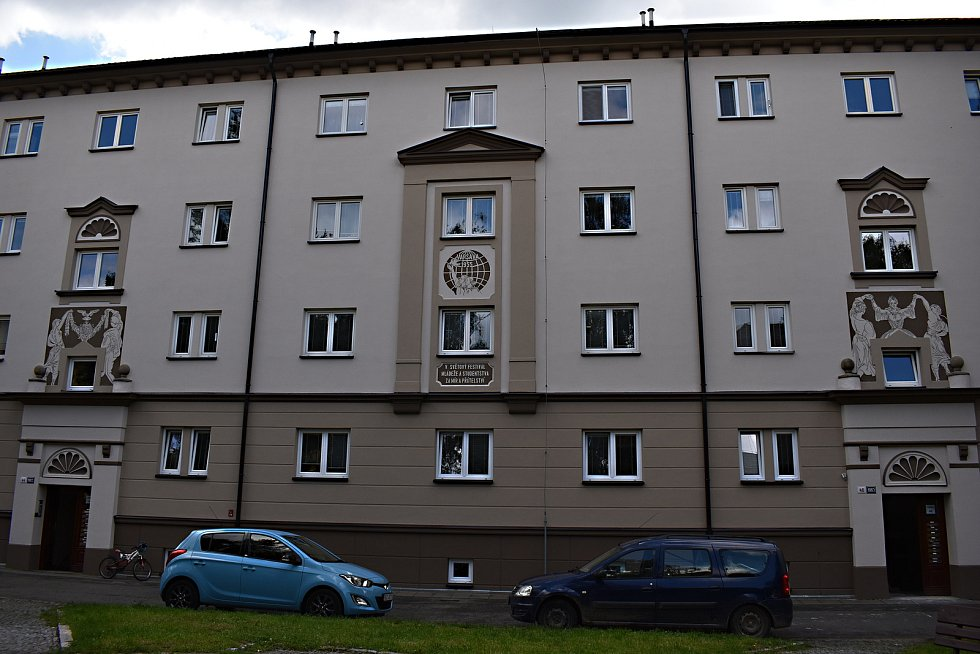 Čtvrť Stalingrad byla vybudována v letech 1950 až 1965.