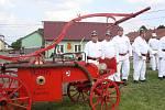 Heřmanovští hasiči slavili 125. výročí založení sboru.
