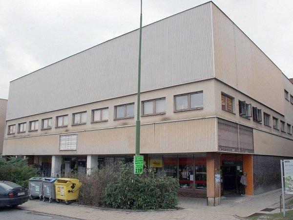Odchodní domy Máj a Morava, Třebíč