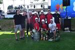 Druhého ročníku Agrostroj cupu v Nové Vsi u Nového Města na Moravě se letos zúčastnilo čtyřiadvacet mančaftů.