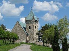 Kostelík svatého Michaela ve Vítochově u Bystřice nad Pernštejnem