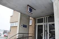 Pohotovost ve žďárské poliklinice.