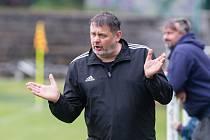 """""""Někteří dorostenci svými výkony zaujali,"""" pochválil mladé hráče trenér Žďáru Petr Nedvěd."""