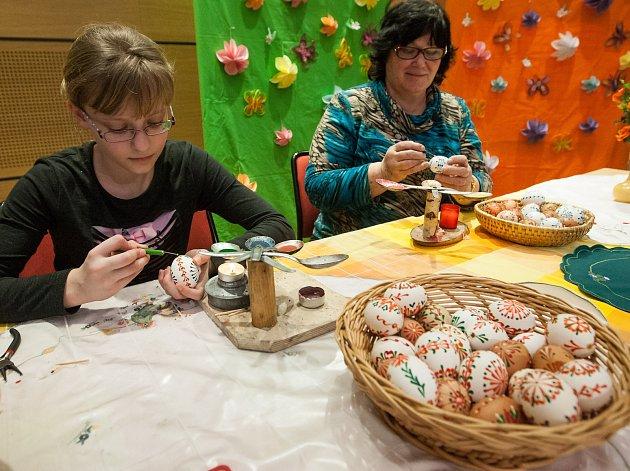 Výstava nabízí inspiraci na velikonoční výzdobu